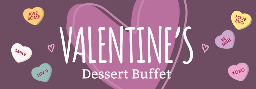 Valentine's Dinner Desserts