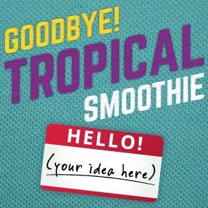 tropical smoothie promo
